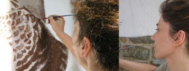 Artistas-del-imvg-begoña-cerca-carrusel
