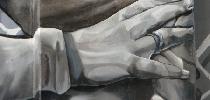 IMVG-streetart-Bilbao-Guggenheim-peace-hands