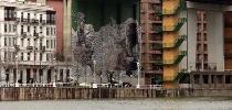 IMVG-streetart-Bilbao-Guggenheim-peace-nervion