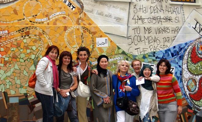 IMVG-streetart-Vitoria-mosaic-group