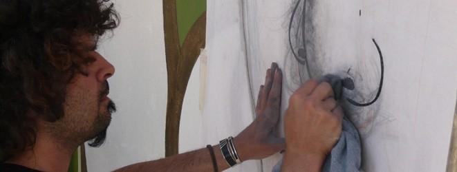 Artistas-del-imvg-carlos-adeva-dibujando-carrusel