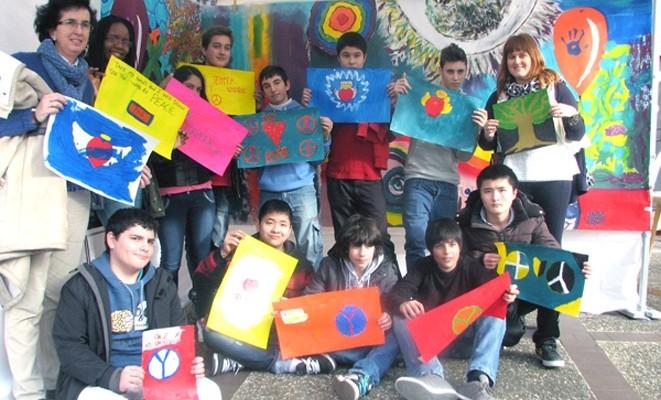 Escolares participantes