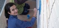 Pintando juntas