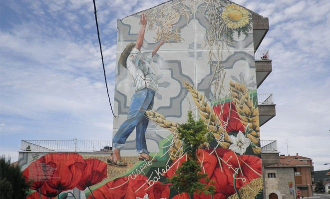 Mural Alegria IMVG 3