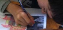 empezando a dibujar...