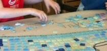 Construyendo el mosaico