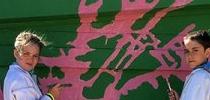 Árbol en rosa