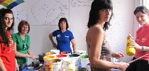 taller de color