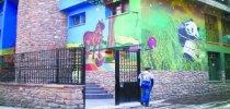 El casco viejo ofrece recorridos guiados por sus murales esta Semana Santa