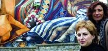Un mural en mi fachada!