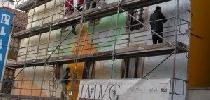 Vuelven las visitas a los murales