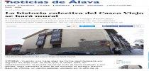 La historia colectiva del Casco Viejo se hará mural