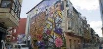 Planes: Ruta de los murales urbanos