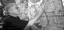 """""""Una obra de arte público da un mensaje a los vecinos: que pueden cambiar su mundo"""""""