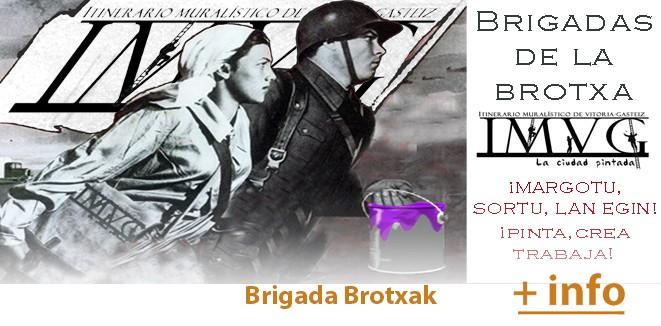 Brotxa Brigadak