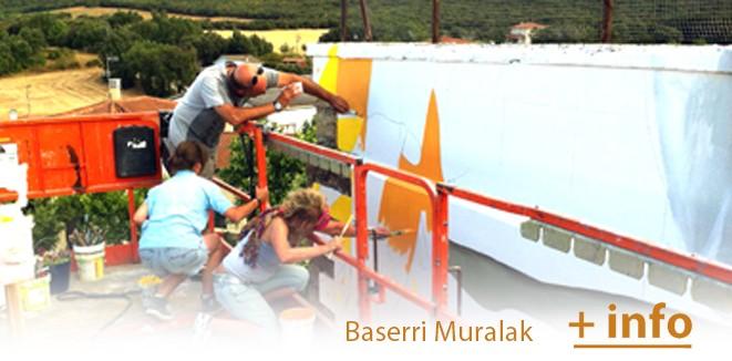 Baserri Muralak